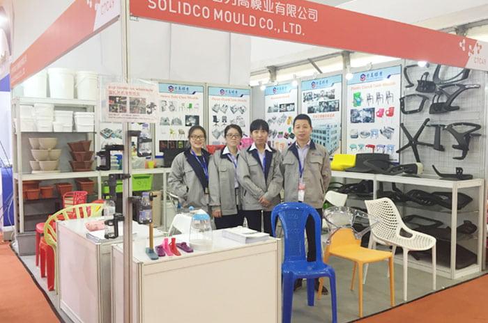 SOLIDCO in Chinaplas 24-28, April, 2016