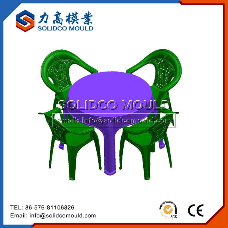 桌椅模具3
