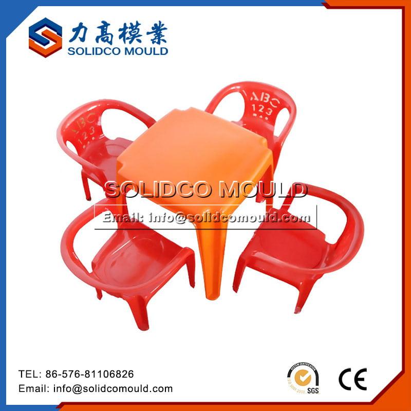 桌椅模具4