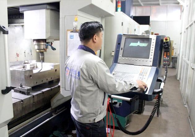 高速CNC加工1